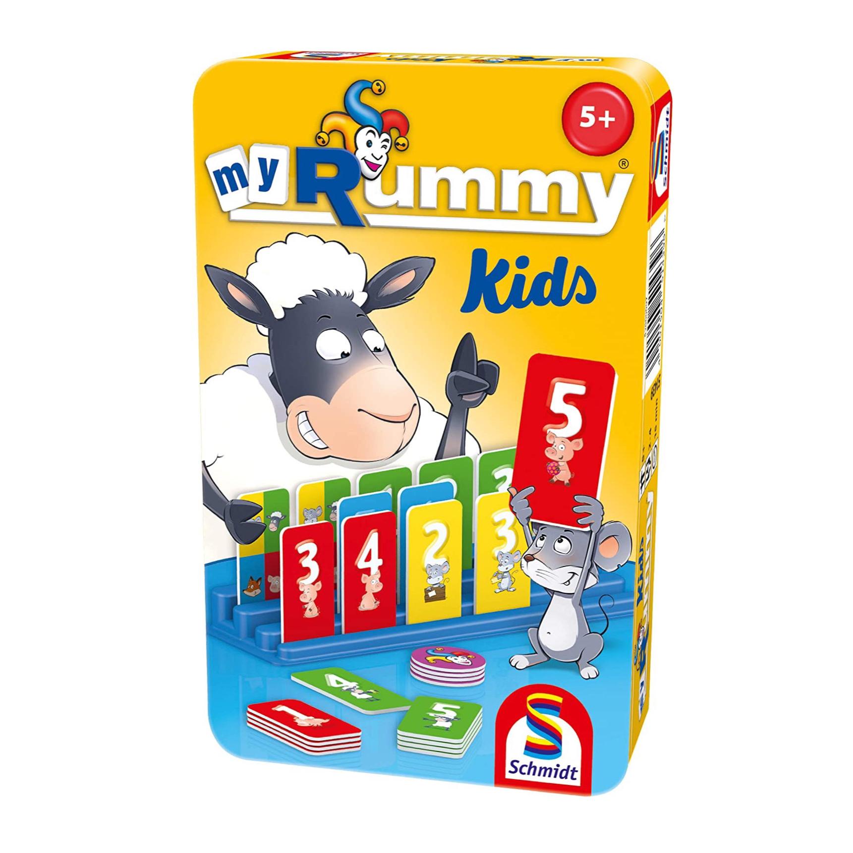 MyRummy Kids Reisespiel