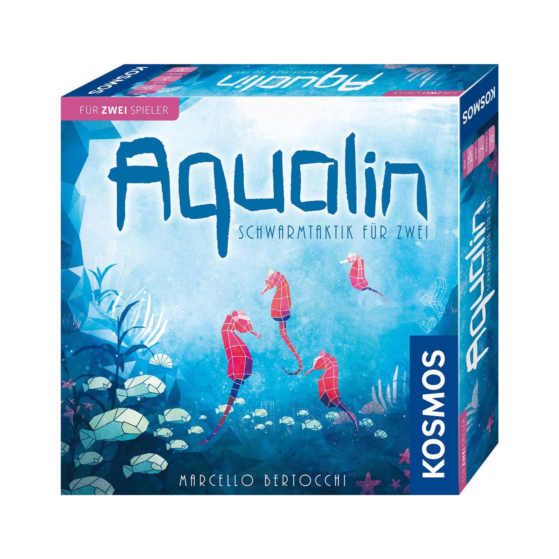 Aqualin – Schwarmtaktik für zwei