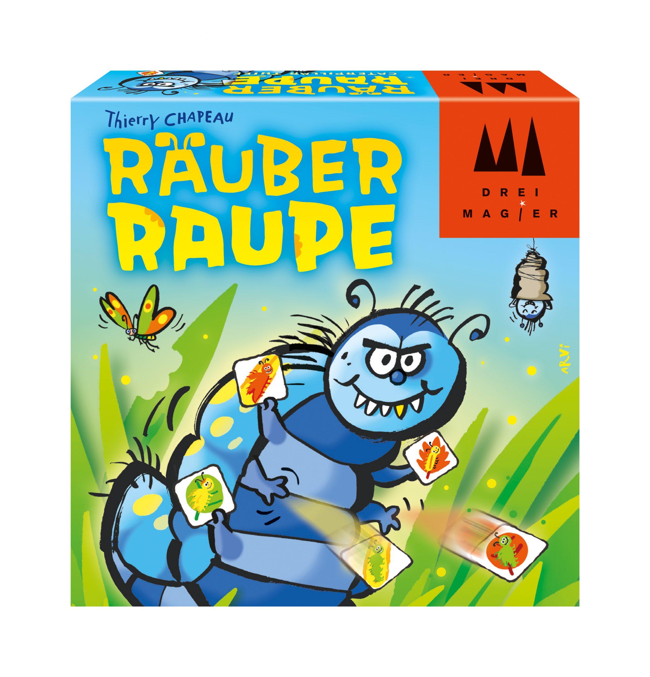 Räuber Raupe