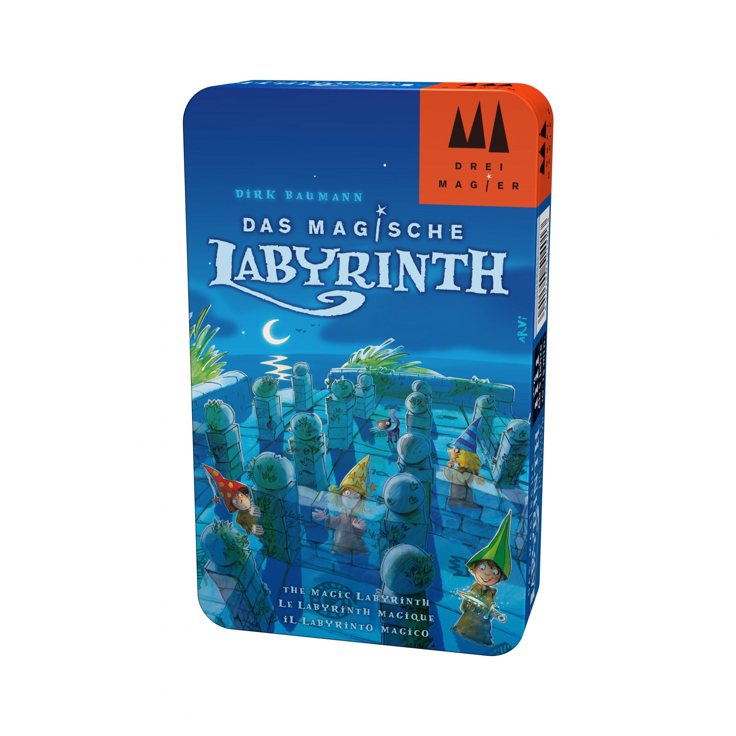 Das magische Labyrinth Reisespiel