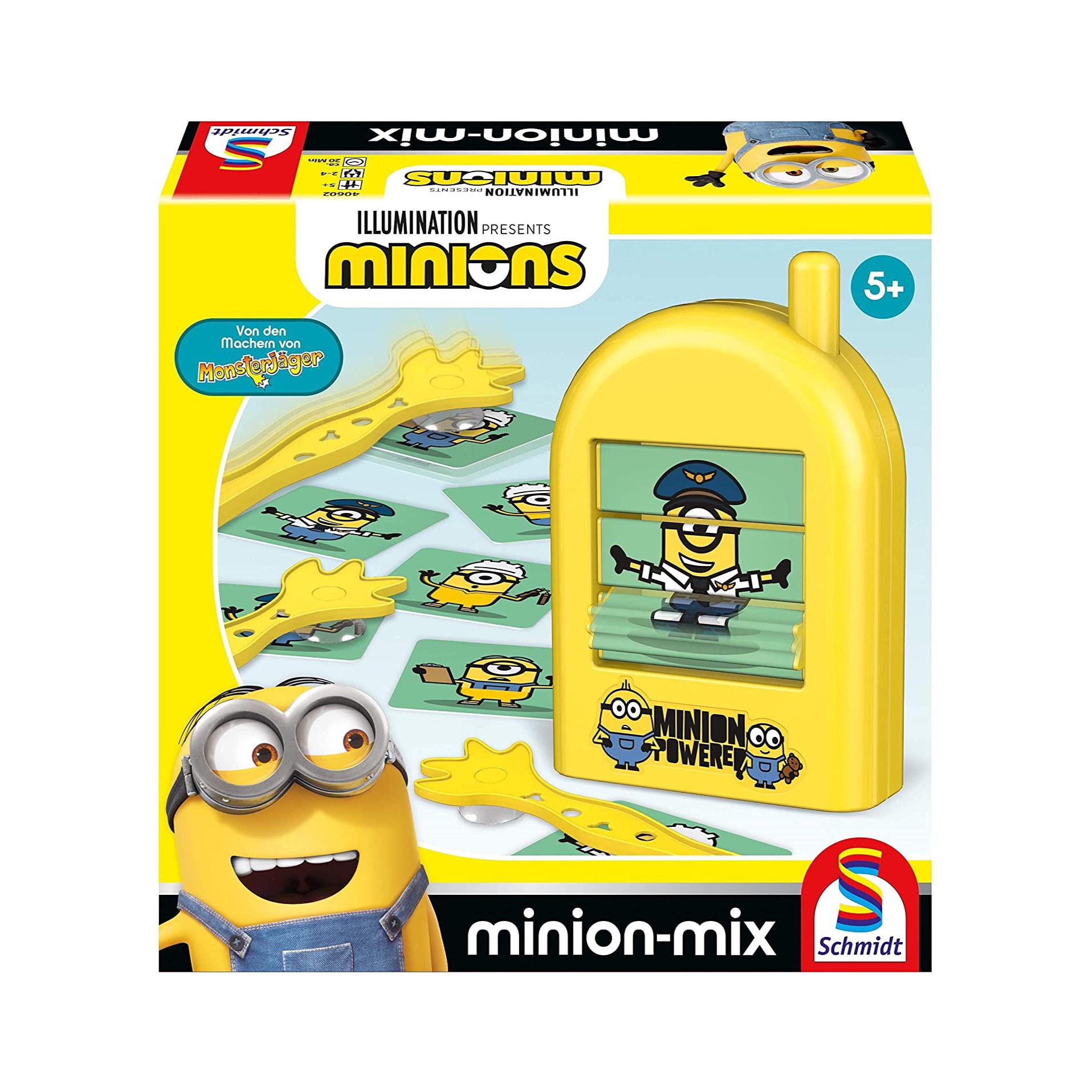 Minion Mix